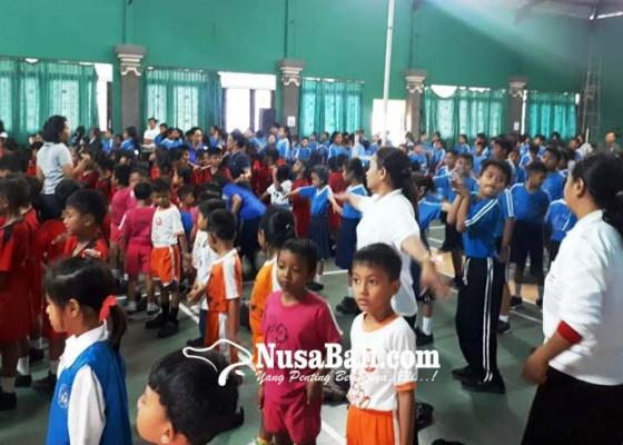 Nusabali.com - trauma-healing-untuk-siswa-sdn-1-ungasan