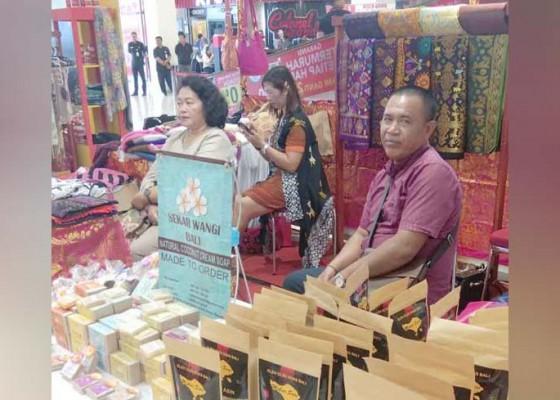 Nusabali.com - umkm-bali-pameran-ke-pontianak
