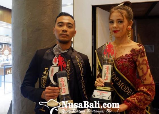 Nusabali.com - alicia-agung-dan-aa-duwagung-top-model-bali-2019