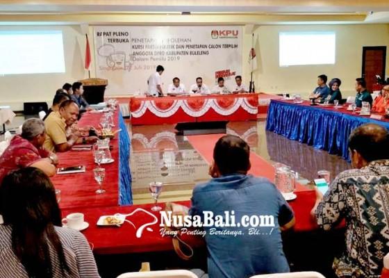 Nusabali.com - caleg-terpilih-dprd-buleleng-ditetapkan-pelantikan-15-agustus