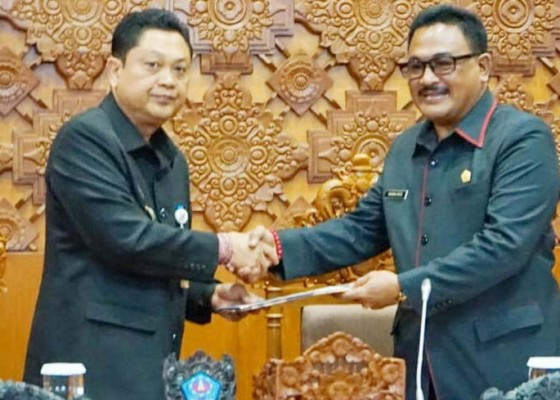Nusabali.com - pemkot-usulkan-2-ranperda-dan-rancangan-kuappas-2019-dan-2020