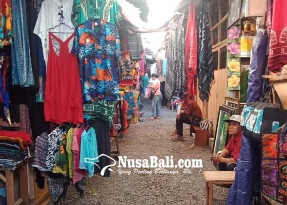 Nusabali.com - pasar-seni-darurat-tetap-ramai