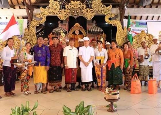 Nusabali.com - puncak-hut-koperasi-ke-72-digelar-di-pura-kentel-gumi