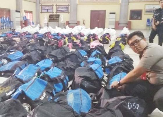 Nusabali.com - penyelam-polda-bali-ikut-pecahkan-rekor-dunia-di-manado