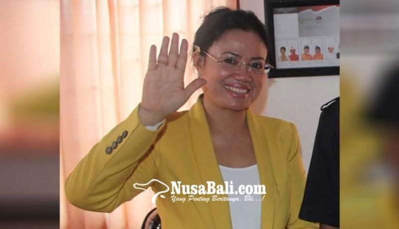 www.nusabali.com-meliani-resmi-diajukan-golkar-jadi-wakil-ketua-dprd-tabanan