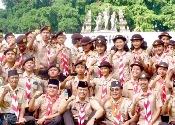 Nusabali.com - gerakan-pramuka-diharapkan-jadi-motivator-dan-terdepan-dalam-sukseskan-kebijakan-pemerintah