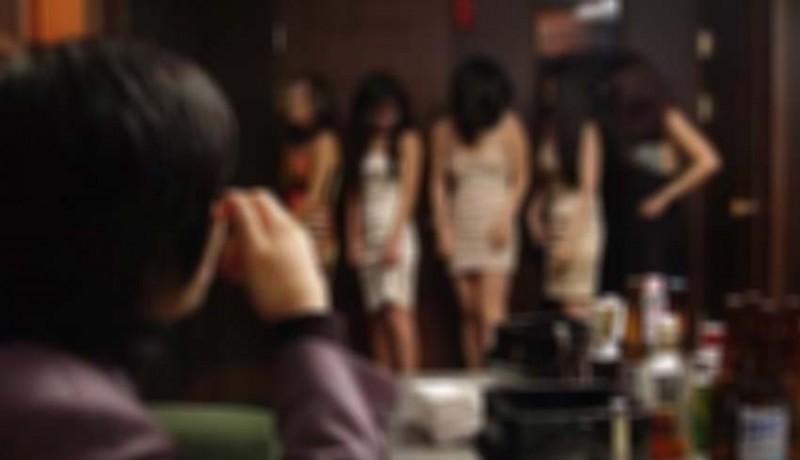 www.nusabali.com-belasan-gadis-diamankan-di-eks-lokalisasi