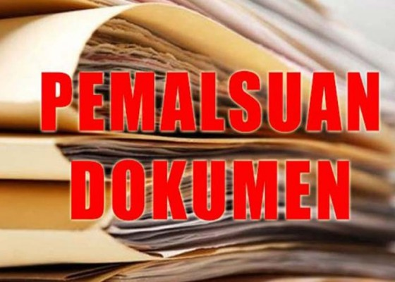 Nusabali.com - bupati-oknum-pemalsu-izin-terlalu-berani