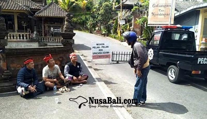 www.nusabali.com-desa-sebatu-gelar-nyepi-adat-selama-empat-jam
