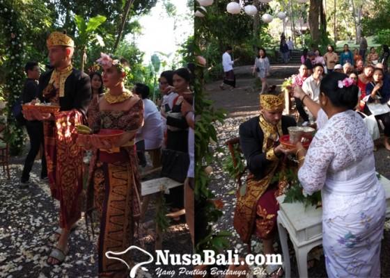 Nusabali.com - wedding-soiree-2019-padukan-pesona-budaya-lokal