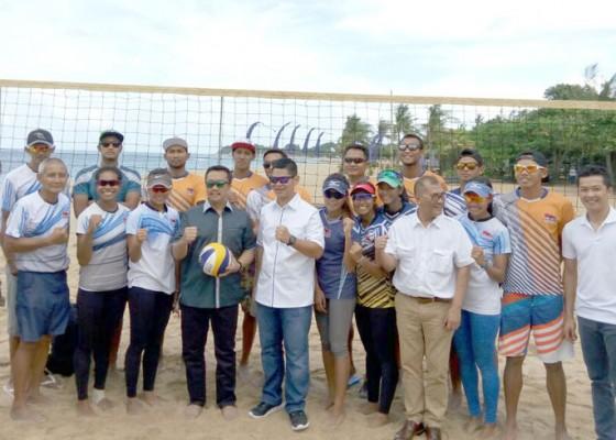 Nusabali.com - menpora-tinjau-pelatnas-olimpiade-di-bali