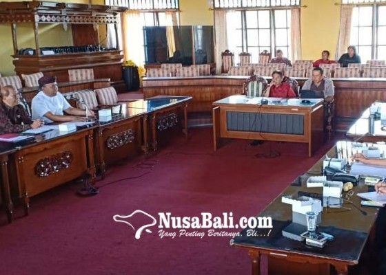 Nusabali.com - apbd-bangli-kacau