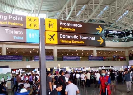 Nusabali.com - bandara-ngurah-rai-layani-47-rute-internasional