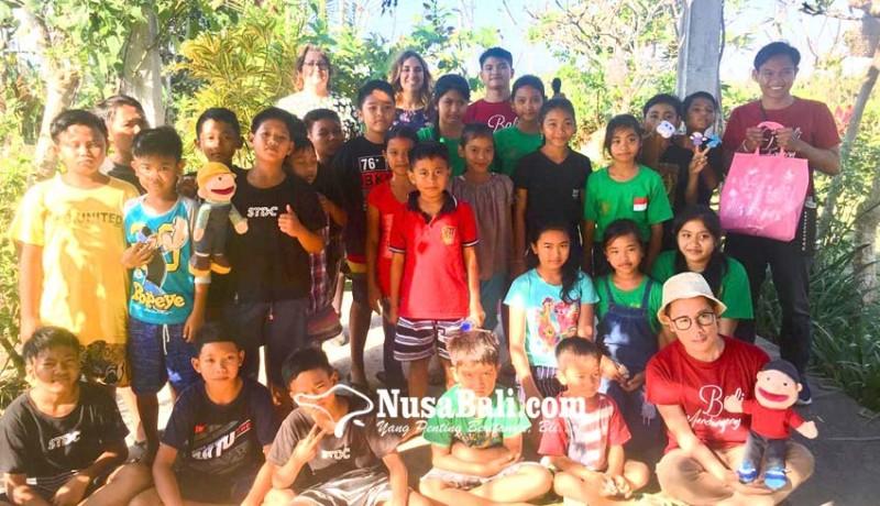 www.nusabali.com-penyair-pengarang-cerita-anak-australia-mendongeng-di-sukawati