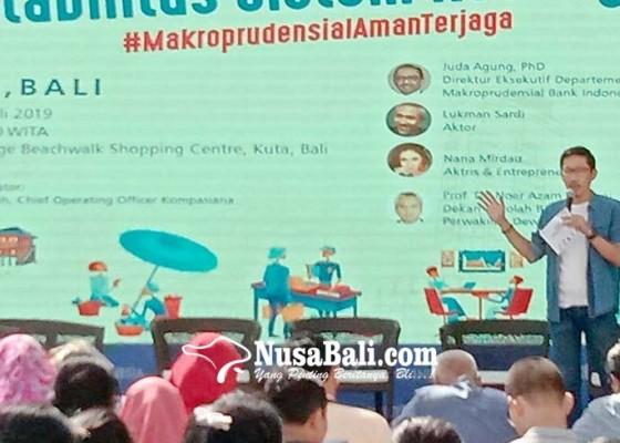 Nusabali.com - bi-ajak-milenial-jaga-stabilitas-sistem-keuangan