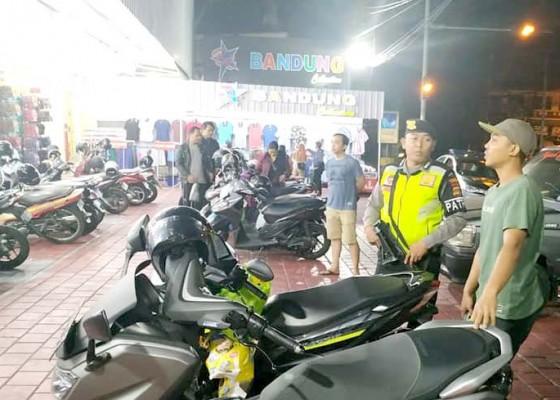 Nusabali.com - patroli-rutin-polsek-petang