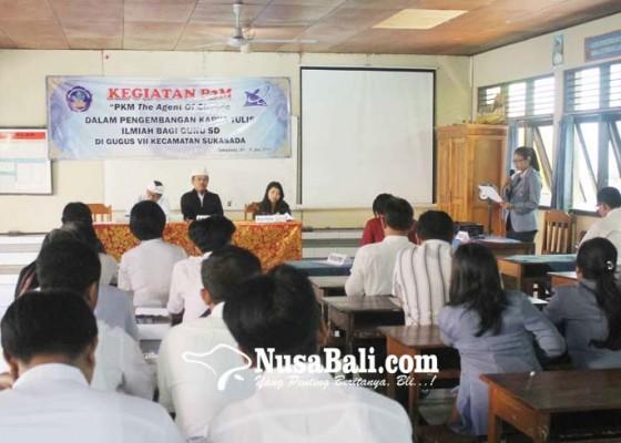 Nusabali.com - guru-dipacu-pembuatan-karya-tulis-ilmiah