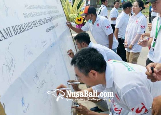 Nusabali.com - warga-dan-pltu-celukan-bawang-bikin-komitmen