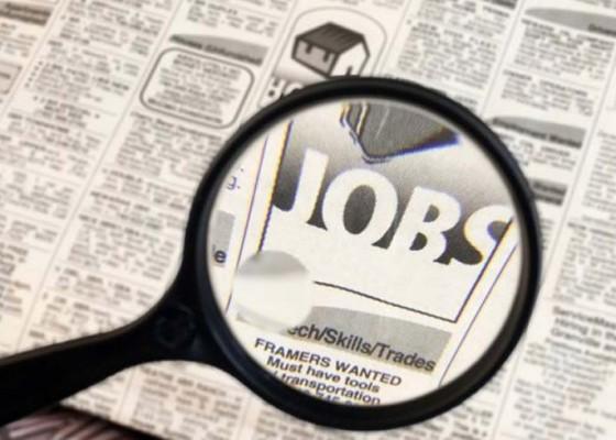 Nusabali.com - job-fair-sediakan-3674-lowongan-dikunjungi-237-pencari-kerja