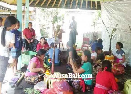 Nusabali.com - sekaa-teruna-gelar-lomba-gebogan