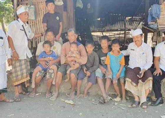 Nusabali.com - warga-miskin-9-anak-dijanjikan-bedah-rumah