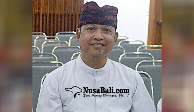 www.nusabali.com-sekwan-dprd-bali-tunda-cetak-undangan-pelantikan