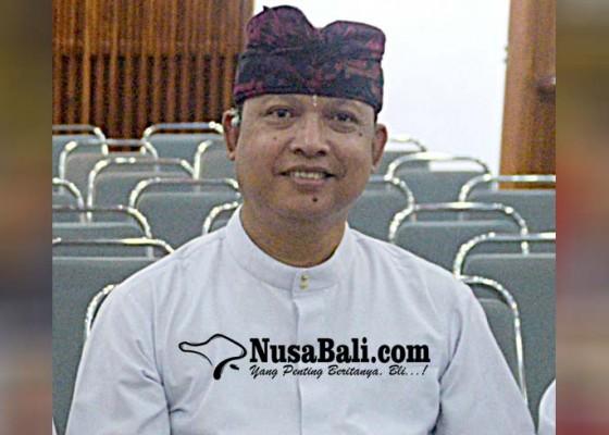 Nusabali.com - sekwan-dprd-bali-tunda-cetak-undangan-pelantikan
