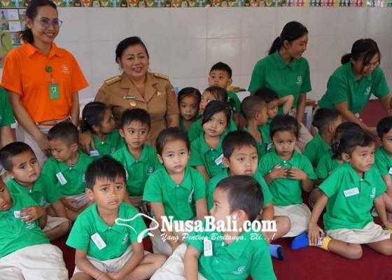 Nusabali.com - bupati-resmikan-paud-tiga-bahasa