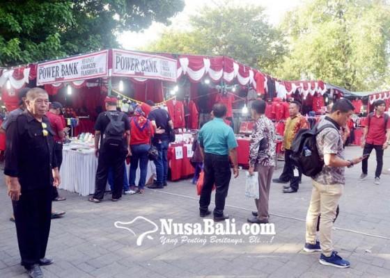 Nusabali.com - parade-seni-budaya-siap-hibur-ribuan-simpatisan-pdip