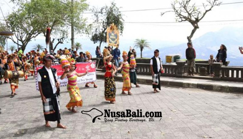 www.nusabali.com-festival-kintamani-hanya-13-peserta