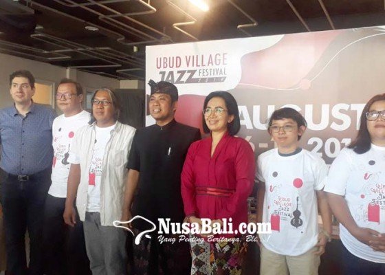 Nusabali.com - ubud-village-jazz-festival-ikut-edukasi-tentang-sampah-plastik