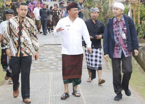 Nusabali.com - bupati-komitmen-dukung-program-pencegahan-korupsi