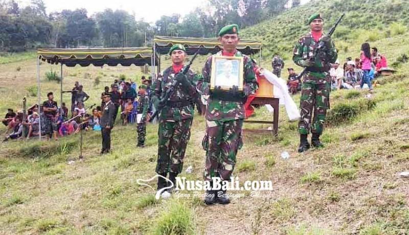 www.nusabali.com-tembakan-salvo-iringi-pemakaman-veteran-pejuang