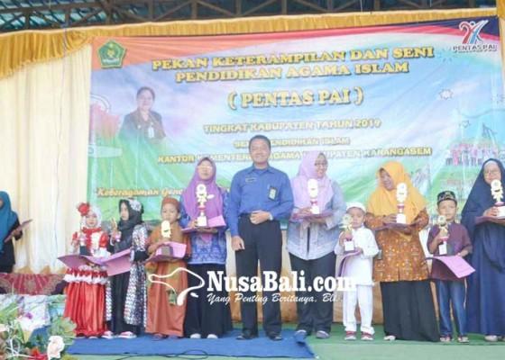 Nusabali.com - kemenag-karangasem-gelar-lomba-pai