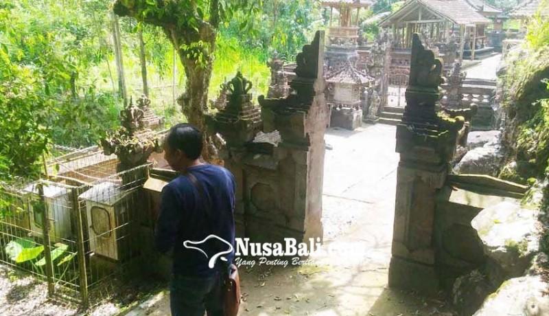 www.nusabali.com-pura-pasiraman-arca-hanya-diempon-5-kk