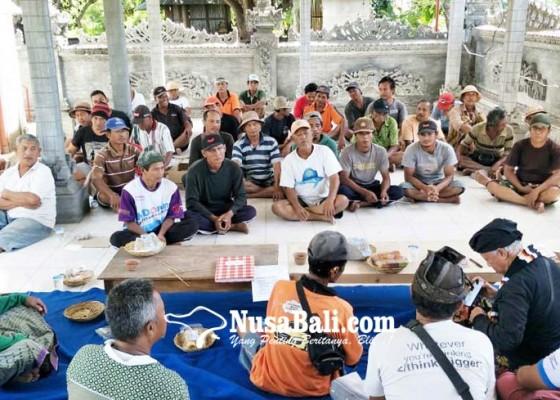 Nusabali.com - petani-enam-subak-khawatir-tak-dapat-pasokan-air