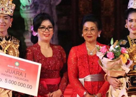 Nusabali.com - wakil-tabanan-kawin-gelar-jegeg-bagus-bali