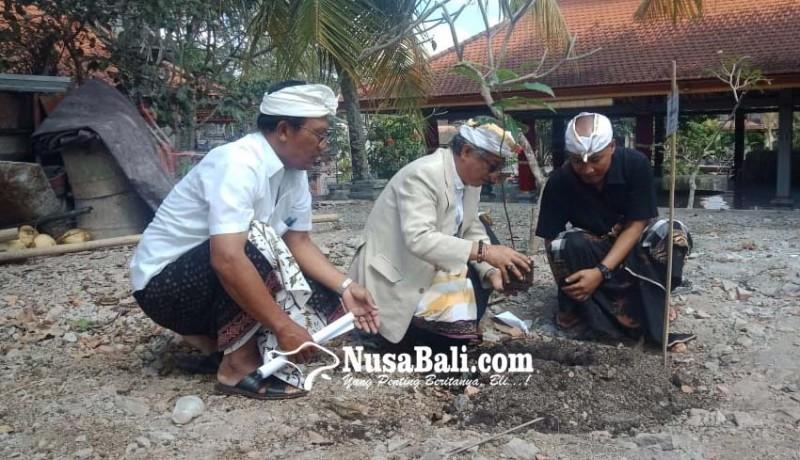 www.nusabali.com-krama-ubud-lestarikan-tanaman-langka