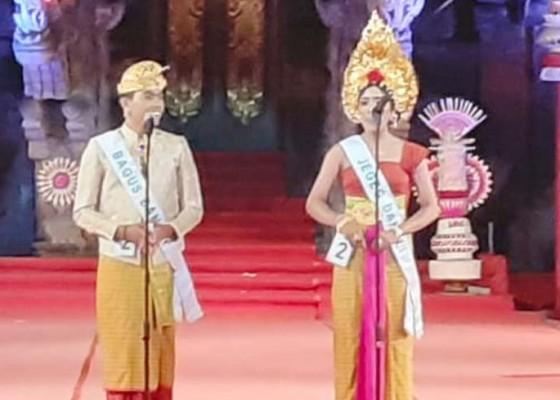Nusabali.com - jegeg-bagus-bali-bangli-bangli-raih-juara-i-penampilan-terbaik