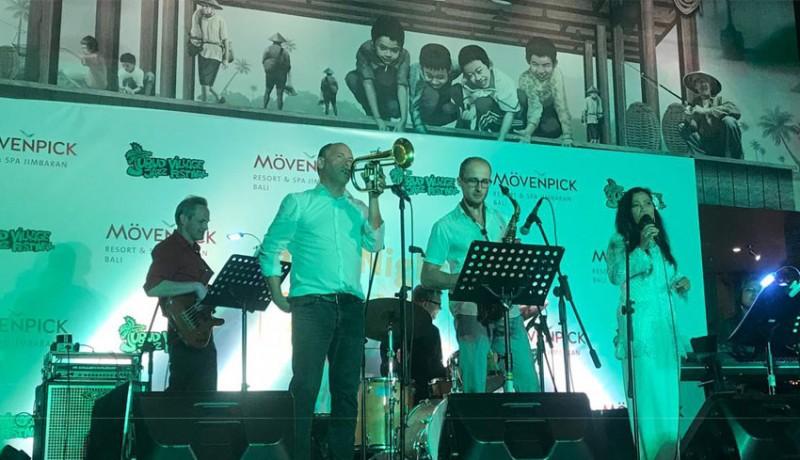 www.nusabali.com-rangkaian-pembuka-gelaran-pre-event-ubud-village-jazz-festival-2019-di-movenpick-resort-spa