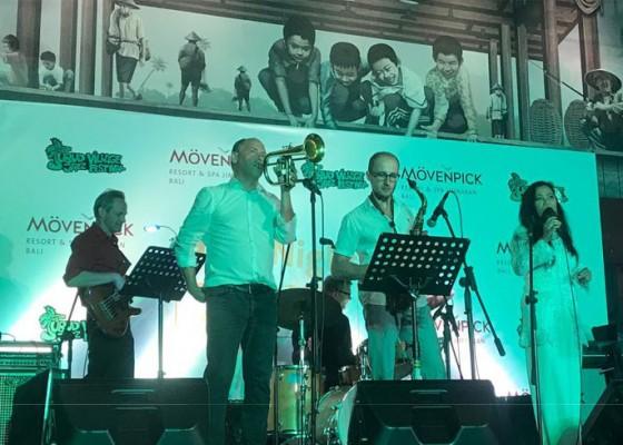 Nusabali.com - rangkaian-pembuka-gelaran-pre-event-ubud-village-jazz-festival-2019-di-movenpick-resort-spa