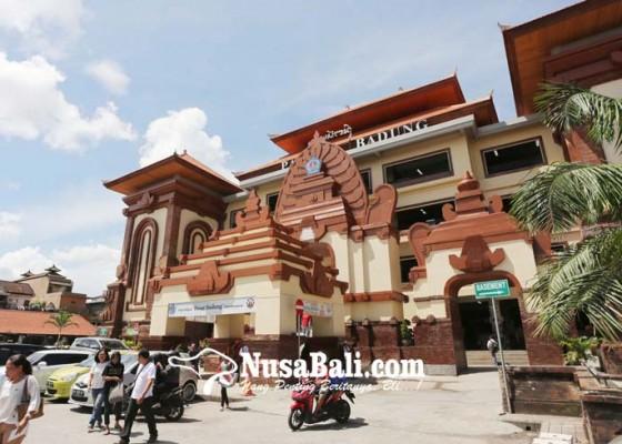 Nusabali.com - hibah-belum-turun-pd-pasar-pusing-biaya-operasional-pasar-badung-tinggi