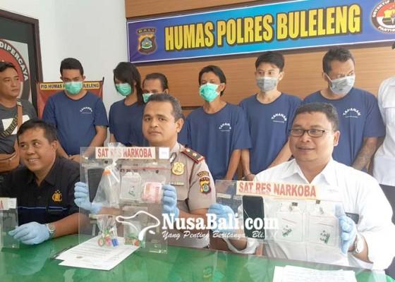 Nusabali.com - tiga-pekan-enam-penyalahguna-narkoba-dikeler
