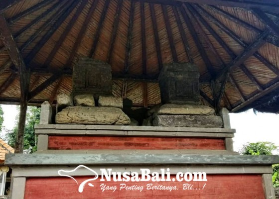 Nusabali.com - rekam-jejak-peninggalan-megalitik-desa-pinge