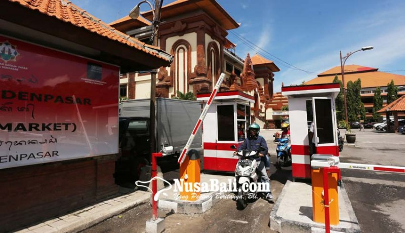 www.nusabali.com-tiga-pasar-bakal-terapkan-lagi-e-parkir