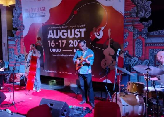 Nusabali.com - jelang-festival-uvjf-2019-gelar-hospitality-dinner-di-museum-puri-lukisan