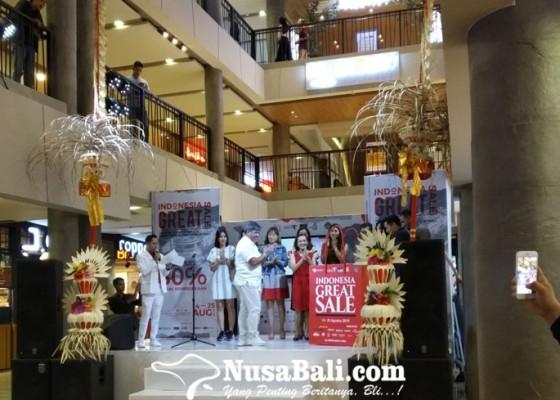 Nusabali.com - sambut-kemerdekaan-mall-level-21-adakan-pesta-diskon