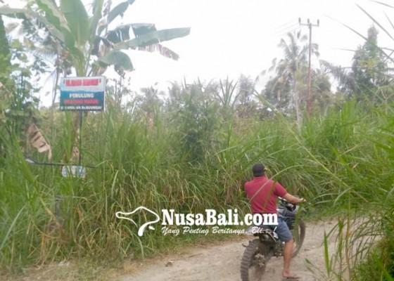 Nusabali.com - berburu-di-banjar-buungan-denda-rp-2000
