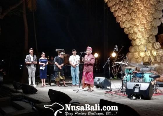 Nusabali.com - uvjf-2019-wujudkan-komitmen-less-waste-event