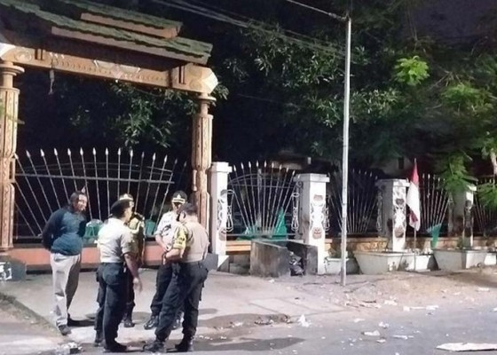 Nusabali.com - polisi-tangkap-43-mahasiswa-asal-papua